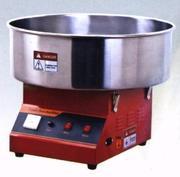 Аппарат для приготовления сахарной ваты STARFOOD d= 520 мм красный