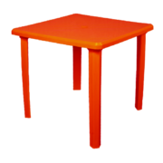 Стол ПЛК красный