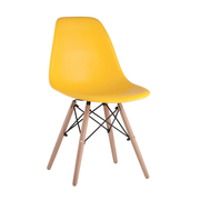 Стул Eames Style DSR жёлтый