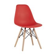 Стул Eames Style DSW красный x4