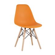 Стул Eames Style DSW оранжевый x4