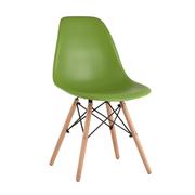 Стул Eames Style DSW зеленый x10