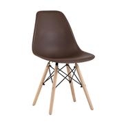 Стул Eames Style DSW коричневый х 4