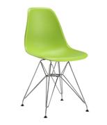 Стул Eames Style DSR зеленый